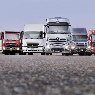 Φορτηγών, γεωργικών και βαρέων οχημάτων