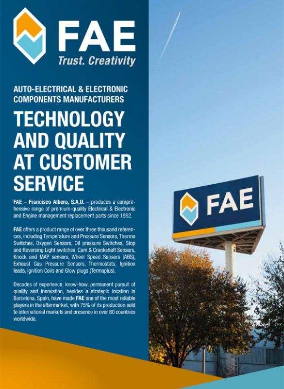 FAE General Brochure