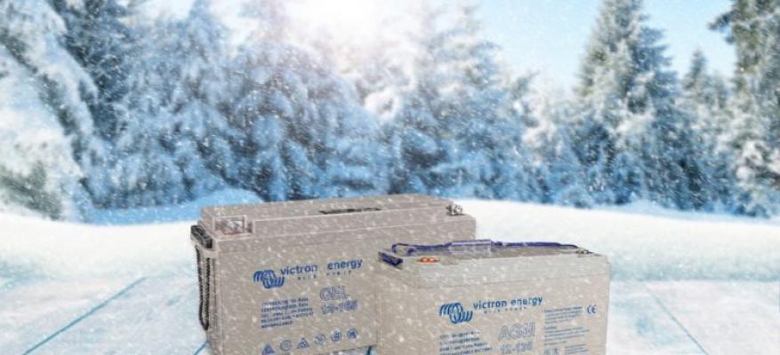 Φόρτιση συμβατικής μπαταρίας οξέος μολύβδου σε κρύο καιρό!!! | STARTEG.GR