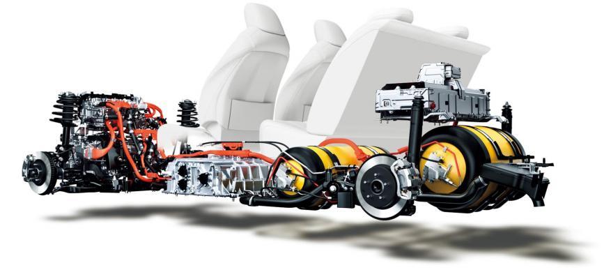 Τι θα επικρατήσει στο μέλλον; Οι μπαταρίες ή το υδρογόνο;;; | STARTEG.GR