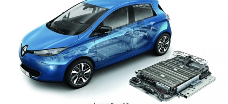 Μπαταρίες Ηλεκτρικών Οχημάτων - Η ανατομία ενός ηλεκτρικού οχήματος μπαταρίας_STARTEG.GR