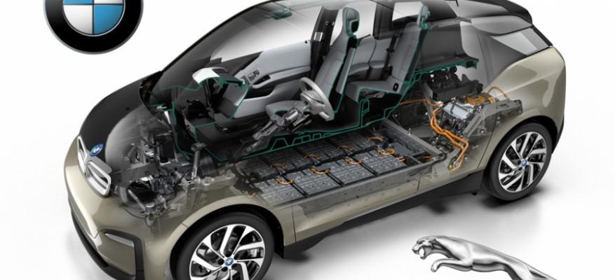 Η Jaguar και η BMW συνεργάζονται στην τεχνολογία ηλεκτροκίνησης επόμενης γενιάς! | STARTEG.GR