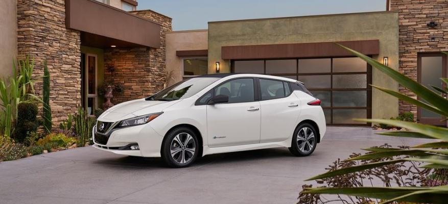 Κορυφαία βαθμολογία για το Nissan Leaf!!!_STARTEG.GR