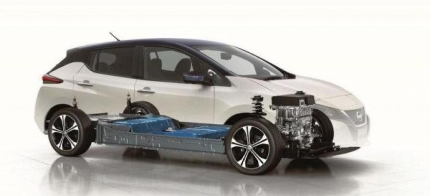 Nissan: Νέες Μπαταρίες ιόντων λιθίου υψηλής χωρητικότητας σε ελαφρύ, συμπαγές σχέδιο!!! | STARTEG.GR