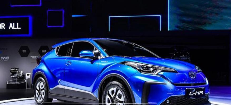 Ηλεκτρικό Toyota C-HR….για την Κινέζικη αγορά!!! | STARTEG.GR