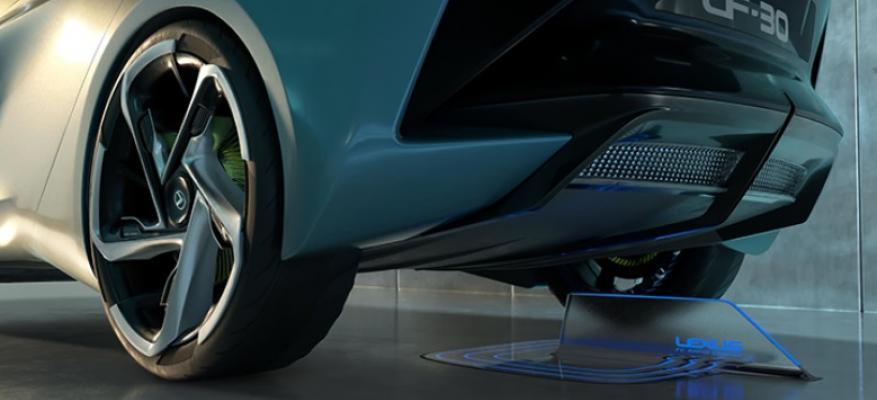 Καθαρόαιμο ηλεκτρικό Lexus Lf-30 Concept: Όραμα για ένα μελλοντικό Ev!!! STARTEG.GR