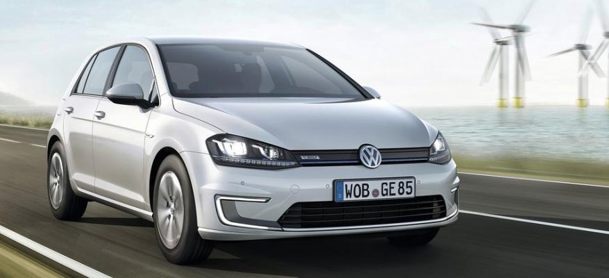 To ηλεκτρικό VW e-Golf πιο φτηνό από το μοντέλο πετρελαίου!!! | STARTEG.GR