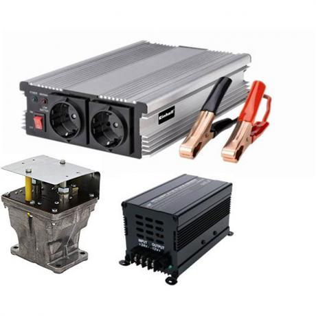 Μετασχηματιστές-Μεταλλάκτες Ρεύματος Inverter-Ενισχυτές Ρεύματος
