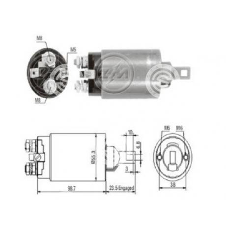 ZM895 | STARTEG.GR